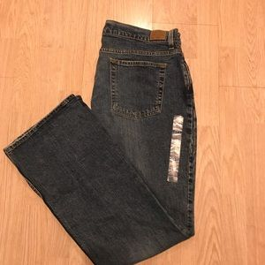 Old Navy Bootcut stretch Jeans (Sz 16)